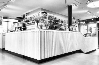 Die Bar im Tatti Stuttgart